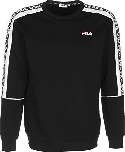 Fila Teom Sweater Black/Bright White