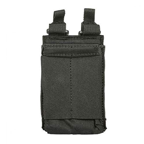 5.11 Tactical Series Flex Single AR mag Bolsillo Adicional, 11 cm, Color Negro