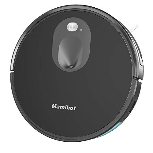 Affordable RUIXFRV Robot Vacuum Cleaner, All Hard Floors and Carpets, 2000pa Suction Power, Automati...