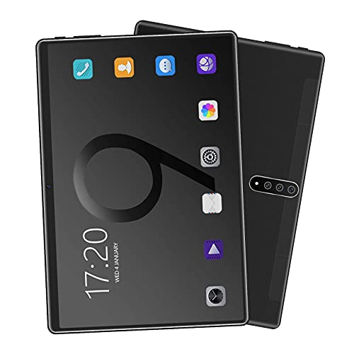 XLOO Tableta,Niños,Android 8.0,Tableta de Ocho Núcleos,4 GB de Ram,64 GB de ROM,1280x800 Fhd,Tarjeta Dual 4g LTE,WiFi,GPS,Bluetooth