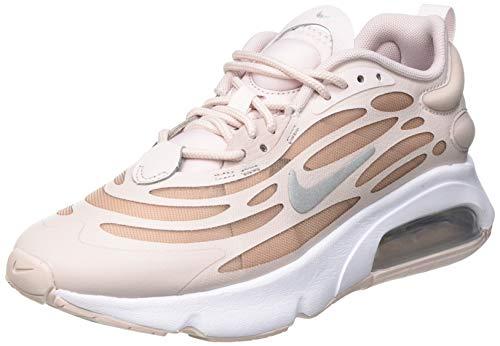 Nike Air MAX Exosense, Zapatillas para Correr Mujer, Barely Rose Metallic Silver Stone Mauve, 37.5 EU