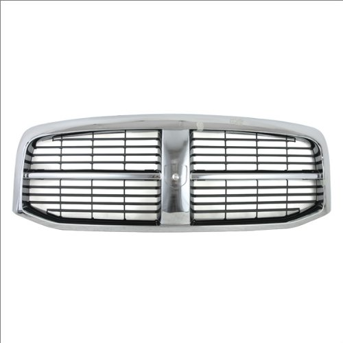 CarPartsDepot 400-17789, Front Grill Grille Assembly New Replacement CH1200282 55077767AE