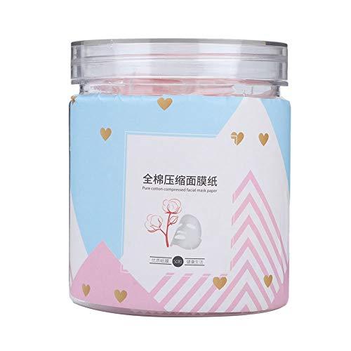 50 Teile/paket Einweg Selbstgemachte Hautpflege Komprimierte Gesichtsmaske DIY Gesichtsmaske.
