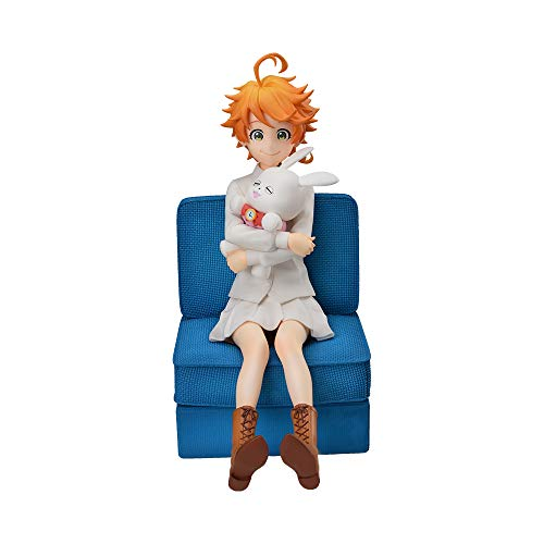 Neverland premium Figure of SEGA promise Figurine 16cm Emma kawaii cute anime
