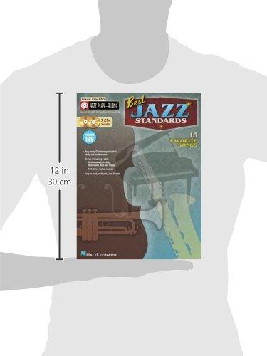 Best Jazz Standards: Jazz Play-Along Volume 169