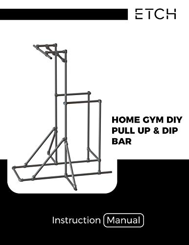 DIY Home Gym Workout Tower Build Guide   Build The Ultimate Budget Home Gym Pull Up/Dip Bar (English Edition)