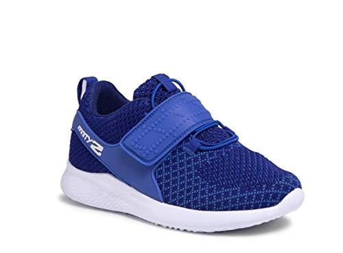PRIMIGI 5459433 Scarpe Sneakers con Cavo USB Collegamento all'app LUCI LED Blu