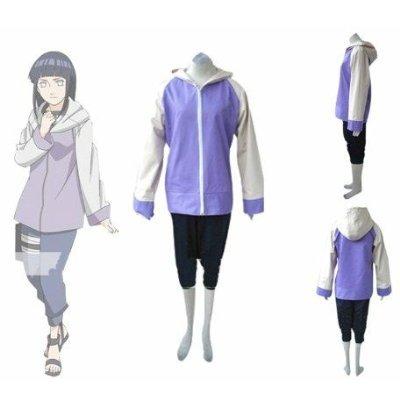 Naruto Shippuden Hinata Hyuga Cosplay Kostüm