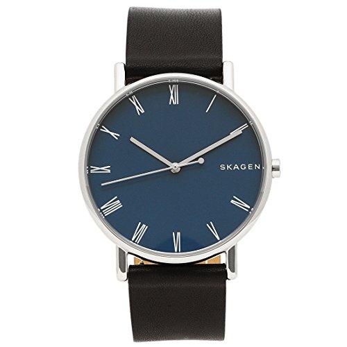 [スカーゲン] 腕時計 メンズ SKAGEN SKW6434 ブラック/ブルー/シルバー [並行輸入品]
