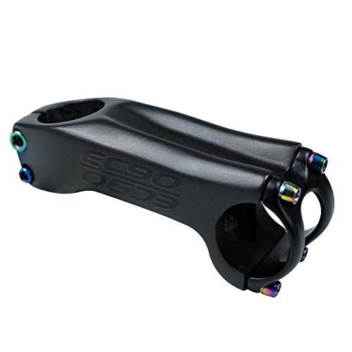 Potencias MTB Carbono, 31.8mm potencias Bicicleta Carretera 6/17 Grados 70/80/90/100/110/120/130mm