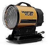 Master XL-61 - Calefactor por infrarrojos XL (61/17 kW)
