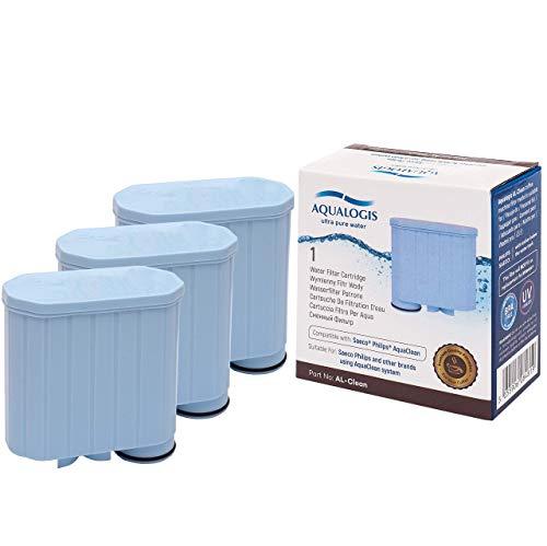 Aqualogis® Al-Clean Kompatibel Wasserfilterkartusche Mit Saeco CA6903/01 AquaClean Anti-Kalk Für Philips - Saeco Kaffeevollautomaten (3)