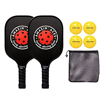 The Amazin Bundle Aces Pickleball Paddle