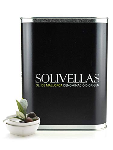 "Solivellas Natives Olivenöl Extra ""Oli de Mallorca"" 3 Liter"