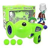 Plantes Vs. Ensemble de jouets Zombies Jouet PVZ Jouet PVC Jouet interactif Parentchild Jouet garçon de cinq ans