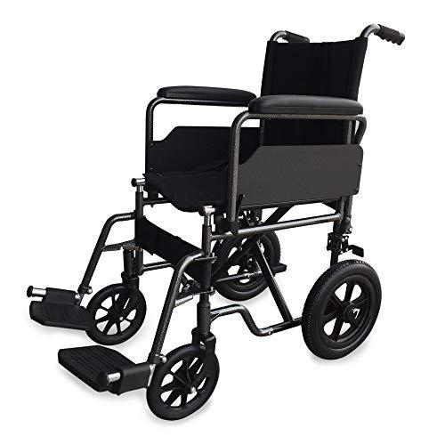 Rampa silla ruedas plegable 150cm 270kg Aluminio Port/átil Plana Minusv/álidos Acceso Sin barreras