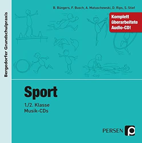 Sport - 1./2. Klasse, Musik-CD (Bergedorfer® Grundschulpraxis)