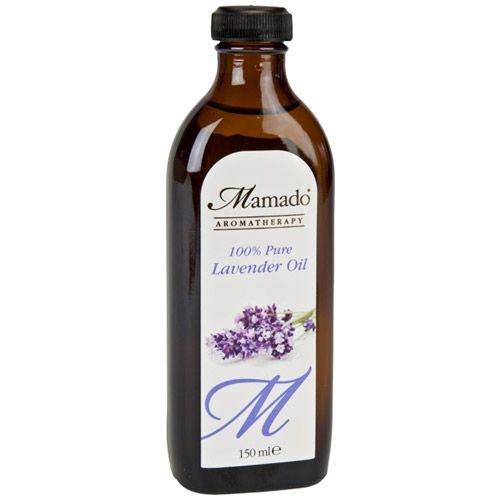 Mamado - Olio di lavanda puro al 100%, per pelle e...