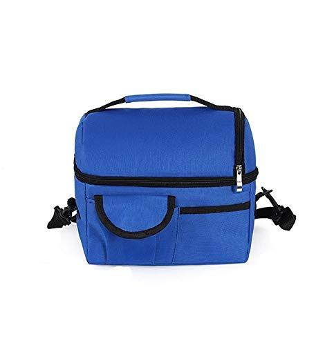 WOONN Bolsa portátil para el almuerzo, bolsa de conservación de alimentos con bolsa de almuerzo de arroz 8 L