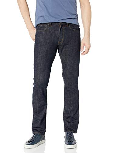 Lee Men's Modern Series Slim-Fit Tapered-Leg Jean, Lone Wolf, 34W x 32L