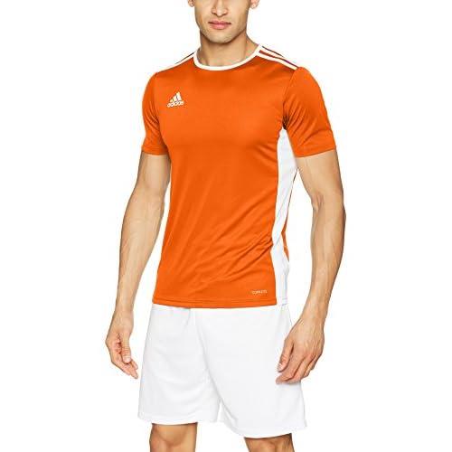 ADIDAS ITALIA, Ingresso 18 Jsy, arancione (orange/white), s, (CD8366)