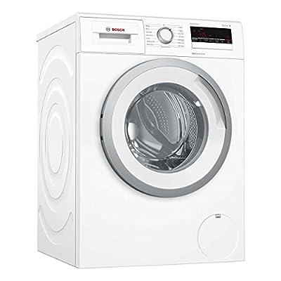 Bosch WAN28201GB Serie 4 Freestanding Washing Machine, 8kg load, 1400rpm spin, White