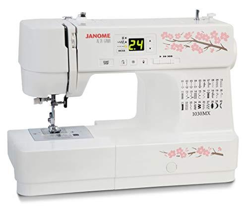 Máquina de coser JANOME 1030MX - PAtchwork, HEavy duty, Alta calidad