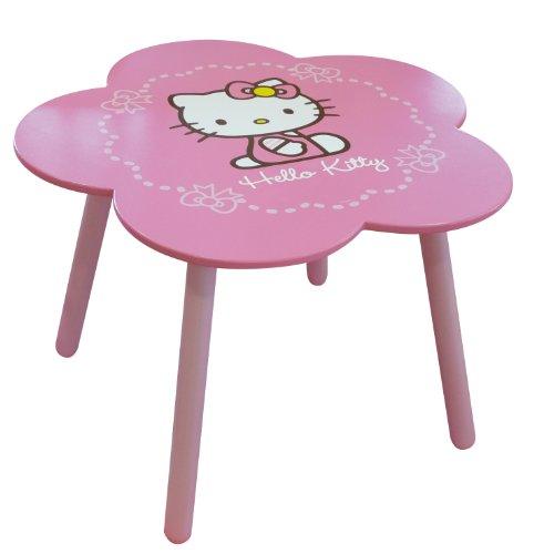 Fun House - 711935 - Ameublement Et Décoration - Hello Kitty - Table Fleur