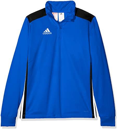 adidas Kinder REGI18 TR Y Sweatshirt REGI18 TR Y, blau(bold blue/Black), 13-14 Jahre (Herstellergröße: 164)