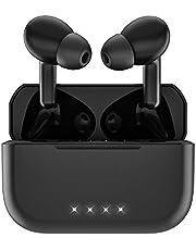 【2021革新 蓋を開けたら瞬時接続】ワイヤレスイヤホン OKIMO Bluetooth イヤホン PSE認証済 Hi-Fi 音質 ブルートゥースイヤホンIPX7 防水防汗 通話勤務運動WEB会議自動ペアリング iPhone 12/12 Pro/Pro Max Android その他各種機器対応