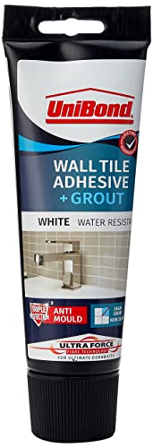 UniBond 2643638 Ultra Force Wall Tile Adhesive and Grout in Easy Apply...