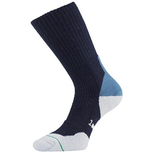 1000 Mile Fusion Fuß Socken Navy Größe 39-42.5