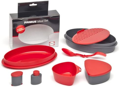Primus MEAL SET 8 PIECE GREEN