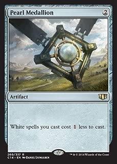 Magic: the Gathering - Pearl Medallion - Commander 2014