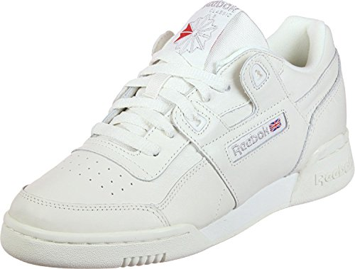 Reebok Damen Sneakers Workout Plus Women Silber (12) 37,5