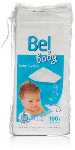 Bel Baby Carré coton - 100 unités