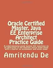 Best oracle certified master java enterprise architect Reviews