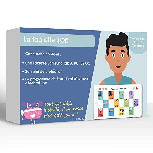 dynseo Tablet táctil Salud y Bienestar Samsung Galaxy Tab A 10.1Pulgadas +...