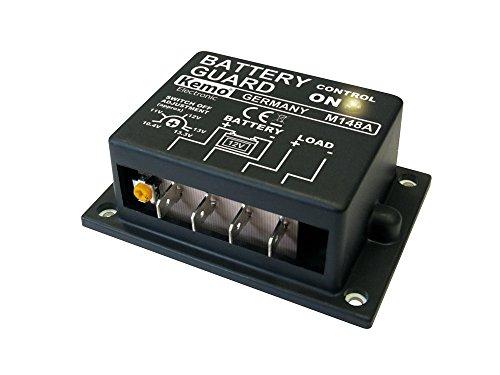 Preisvergleich Produktbild KEMO Batteriewächter M148A 12V DC