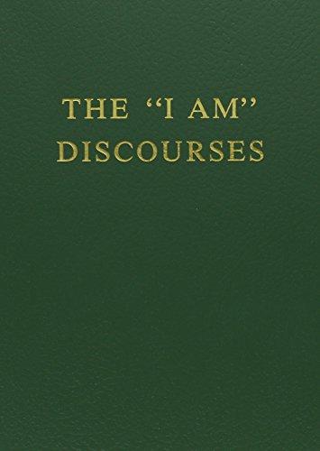 "The ""I Am"" Discourses: 003"