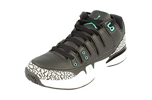 Nike Zoom Vapor RF X AJ3 Herren Trainers 709998 Sneakers Schuhe (UK 7 US 8 EU 41, Black Clear Jade White 031)