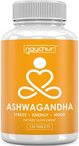 Organic Ashwagandha Root Powder by Naychur review