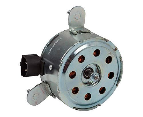 Motoventilador radiador sin aspas CARFAN – Ford Ka 4 cil – 1.6L 2000-2009 – Terminales 2 Puntas, 12 V