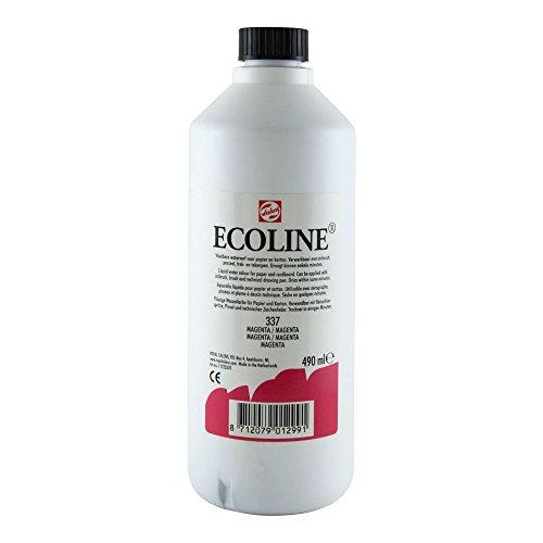 Royal Talens Ecoline Encre aquarelle liquide 490 Ml magenta
