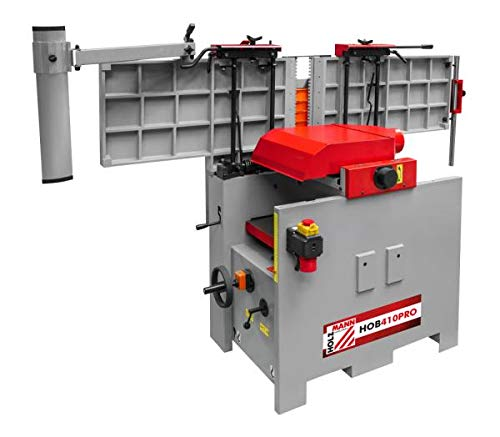 Holzmann Abricht- und Dickenhobelmaschine HOB410PRO 400V lieferbar ab 2. Januar 2019