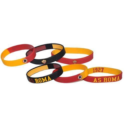 Set met 3 armbanden Roma van siliconen RM1306