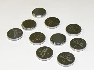 10pcs CR1632 CR 1632 3V Lithium Coin Cell Button Battery Batteries ~ USA Shipper
