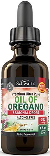 Top 10 Best oregano oil essential oil Reviews