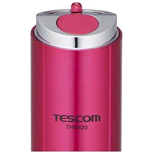 テスコム スティックブレンダー ブライトピンク THM420-P