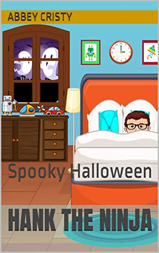 Hank the Ninja: Spooky Halloween (English Edition)